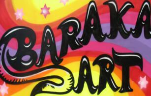 About Baraka Art